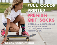 Tribe Socks E-Brochures