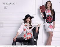 Fashion: online shopping site