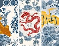 Chinese Porcelain Illustrations