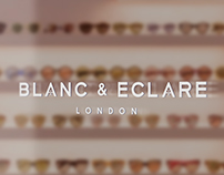 Blanc & Eclare London Flagship