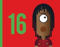 CHAMPIONS! EURO 2016