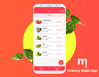 Grocery Deals App for Android and iPhone