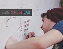 лендинг пейдж для project:DrupalLab