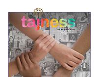 Taj Employee Brochure/Magazine Covers...