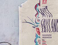 MYSTERYLAND FESTIVAL - Progettazione Grafica