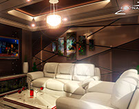 Appartement luxe Alger, par FOXNAS
