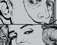"""Believe in Yourself"". Marilyn Monroe & Salvador Dali."
