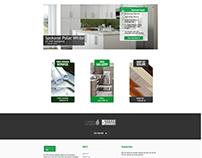 EuroRTA Website Design