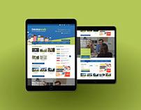 Immoweb redesign #ui #design
