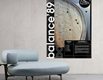 Poster: Balance'89