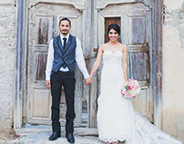 Aracely & Aram - The wedding day