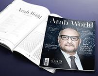 Arab World, Деловой журнал Ближнего Востока