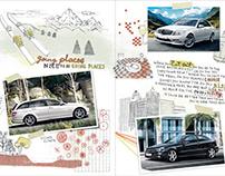 Mercedes Benz Journal