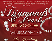 Diamonds & Pearls Spring Soiree