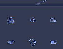 MEDOCE - app icons