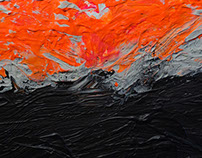 Experimental Abstract Landscapes
