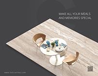 Italica Floor Tiles Product Mailers