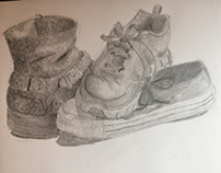 Three Shoe Pile Study