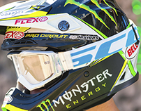 Scott Sports MX Goggles - CGI