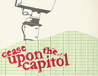 Cease Upon The Capitol - The End of History 7""