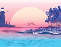 Other Worlds - Adobe Photoshop & Illustrator