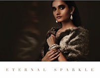 Campaign: Eternal Sparkle for Tribe by Amrapali