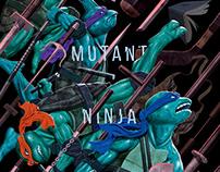 Teenage Mutant Ninja Turtles - Bottleneck Gallery