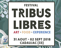 Conception du logo Tribus Libres
