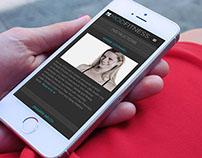 MODFITNESS Website Design