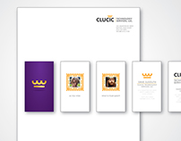 CLUCIC Brand Refinement & Collateral Concepts