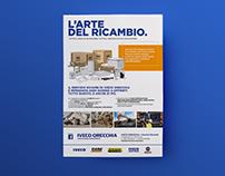 IVECO ORECCHIA - advertising