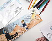 The Little Prince Illustrated Book and Activity Kit