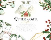 Winter Joyful collection