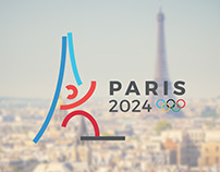 Olympic game 2024, Paris (student work)