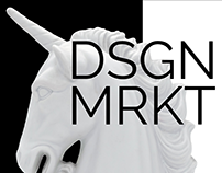 DSGNMRKT E-Commerce Website