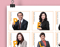 NTUC Income - Top Agents Announcement