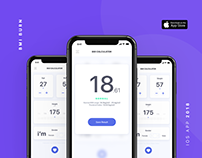 BMI Burn iOS App - Calculate Your BMI and BMR