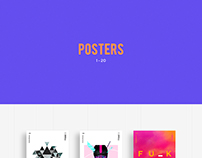 Posters / 1 - 20