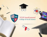 VLB Janakiammal College_BRANDING