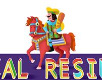 Social Residence (Oakhouse) web-page