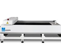 BRM 130250 Portaal Laser - 150 Watt