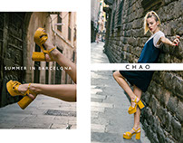 CHAO SS18 / NETWORKING