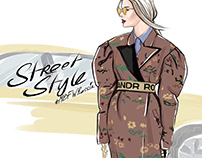 Street Style Illustrations👠