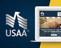USAA - eBlast, Banners and Digital Ads.