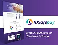 IDSAFEpay Branding & Landing Page