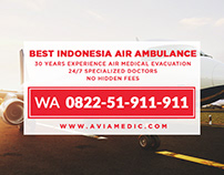 RECOMMENDED!! WA 0822-51-911-911 - Air Medical Service,