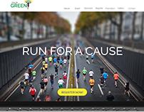 RunForGreen - Marathon