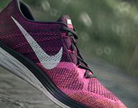 Nike's Flyknit Lunar 3