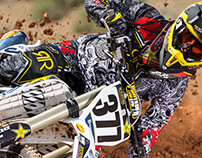 ROCKSTAR FLY RACING MX