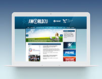Website . AWORLD2U